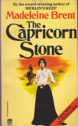 Capricorn Stone By Madeleine Brent