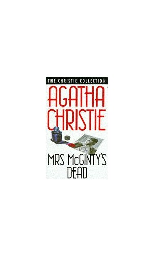 Mrs.McGinty's Dead By Agatha Christie