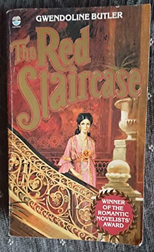 Red Staircase By Gwendoline Butler