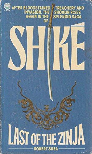 Last of the Zinja By Robert Shea