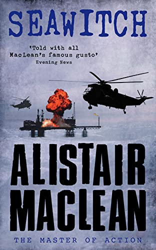Seawitch By Alistair MacLean