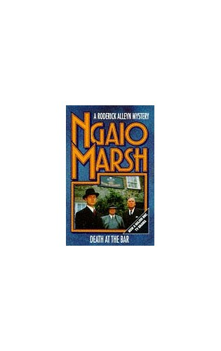 Death at the Bar (The Alleyn mysteries) By Ngaio Marsh