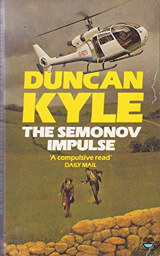 Semonov Impulse By Duncan Kyle