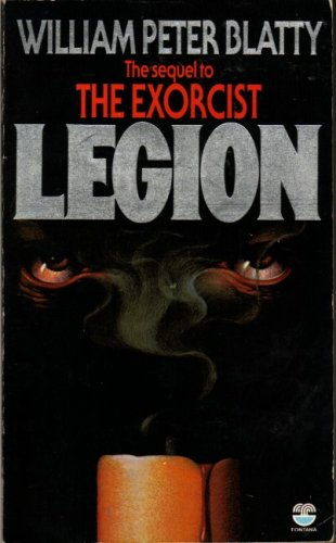 Legion By William Peter Blatty