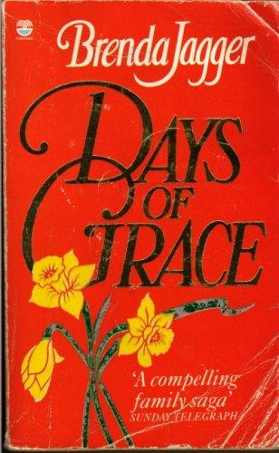 Days of Grace By Brenda Jagger