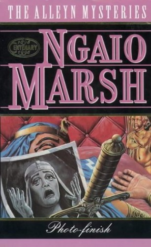 Photo-finish By Ngaio Marsh