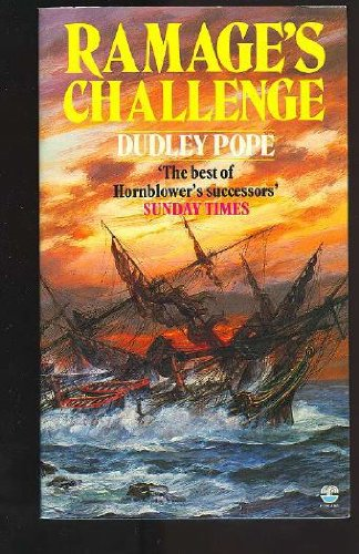 Ramage's Challenge By Dudley Pope