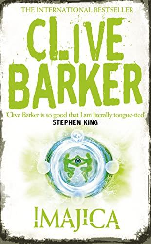 Imajica By Clive Barker