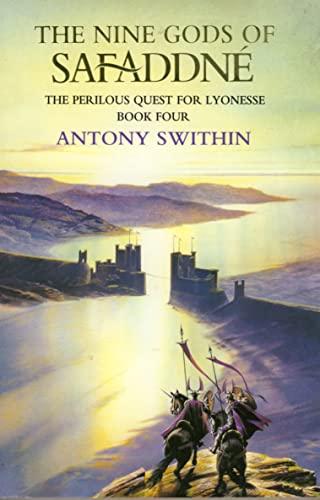 The Nine Gods of Safaddne By Antony Swithin