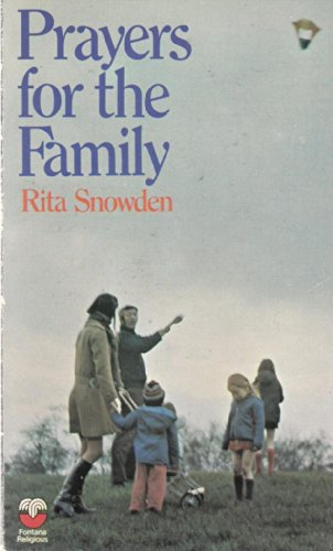 Prayers for the Family By Rita Snowden