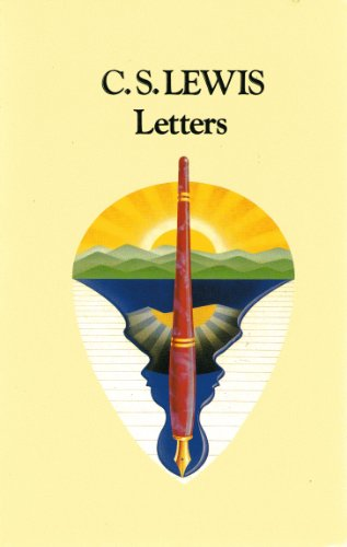 Letters By C. S. Lewis