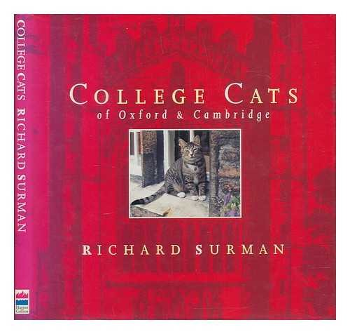 College Cats by Richard Surman