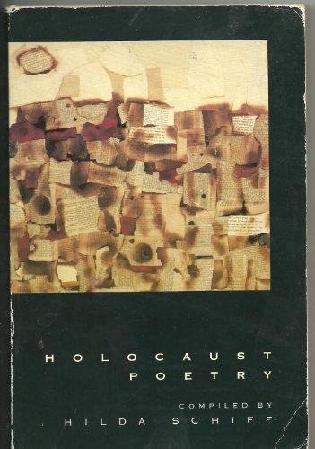 Holocaust Poetry By Hilda Schiff