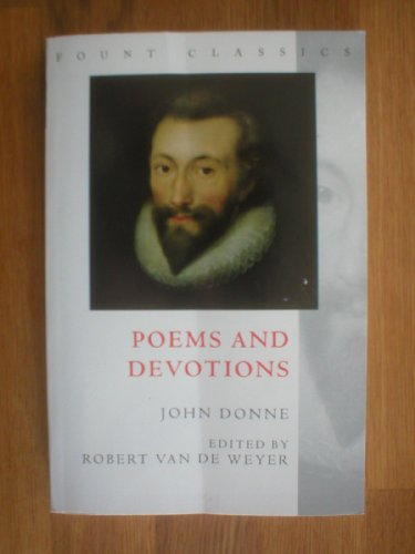 Poems and Devotions (Fount Classics) By John Donne