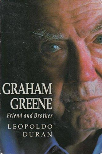 Graham Greene By Leopoldo Duran