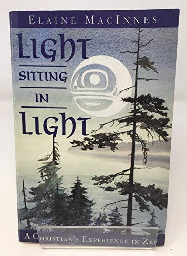 Light Sitting in Light By Elaine Macinnes