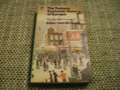 Twentieth Century By Edited by Carlo M. Cipolla