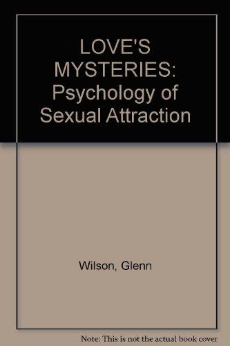 Love's Mysteries By Glenn F. Wilson