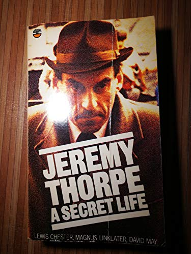 Jeremy Thorpe By Lewis Chester