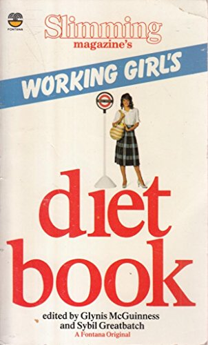 """""""Slimming Magazine"""" Working Girl's Diet Book By Edited by Glynis McGuinness"""