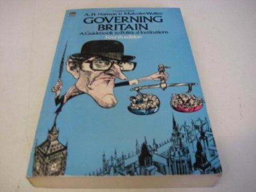 Governing Britain By Albert Henry Hanson