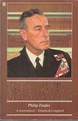 Mountbatten von Philip Ziegler