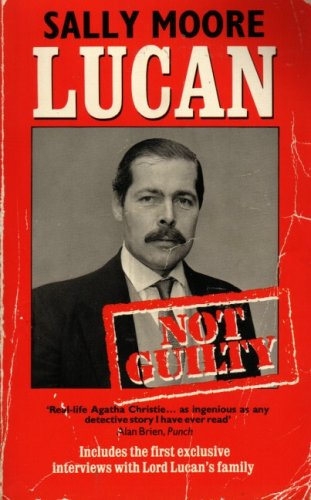 Lucan: Not Guilty By Sally Falk Moore