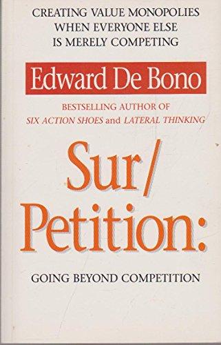 Surpetition By Edward De Bono