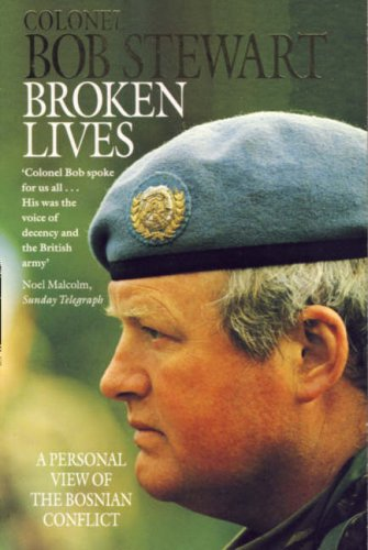 Broken Lives By R. J. Stewart