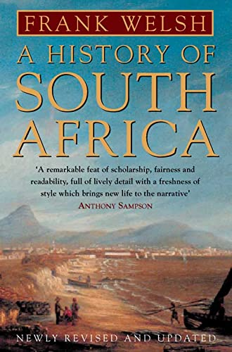 A History of South Africa By Frank Welsh