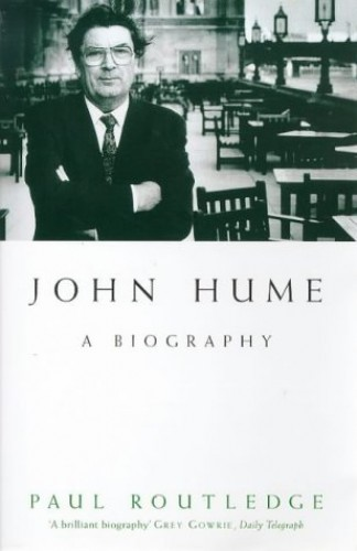 John Hume By Paul Routledge