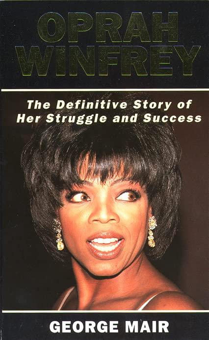 Oprah Winfrey By George Mair