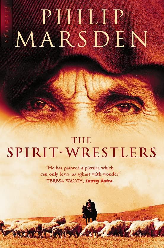 The Spirit-Wrestlers By Philip Marsden-Smedley