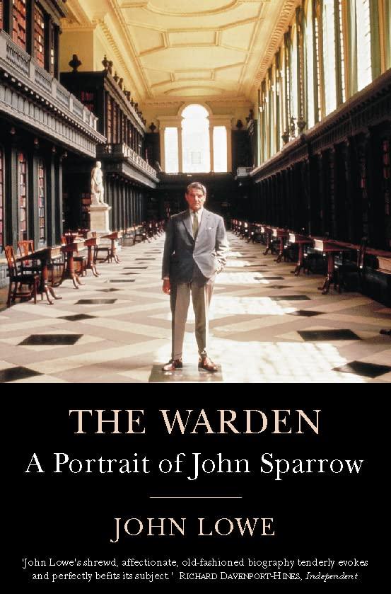 The Warden By John Lowe