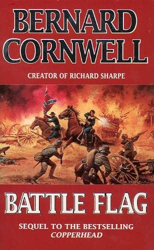 Battle Flag : by Bernard Cornwell