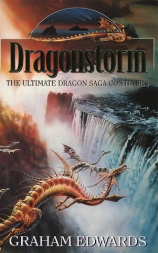 Dragonstorm By Graham Edwards