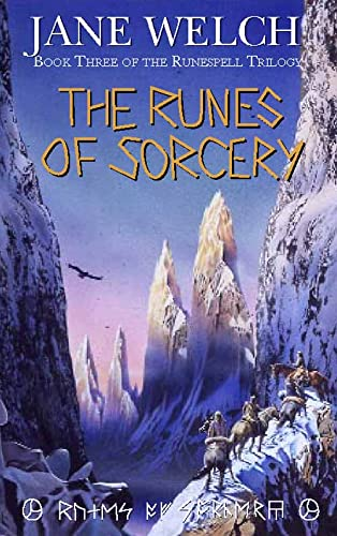 Runes of Sorcery By Jane Welch