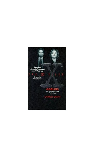 """""""X-files"""" By Charles L. Grant"""