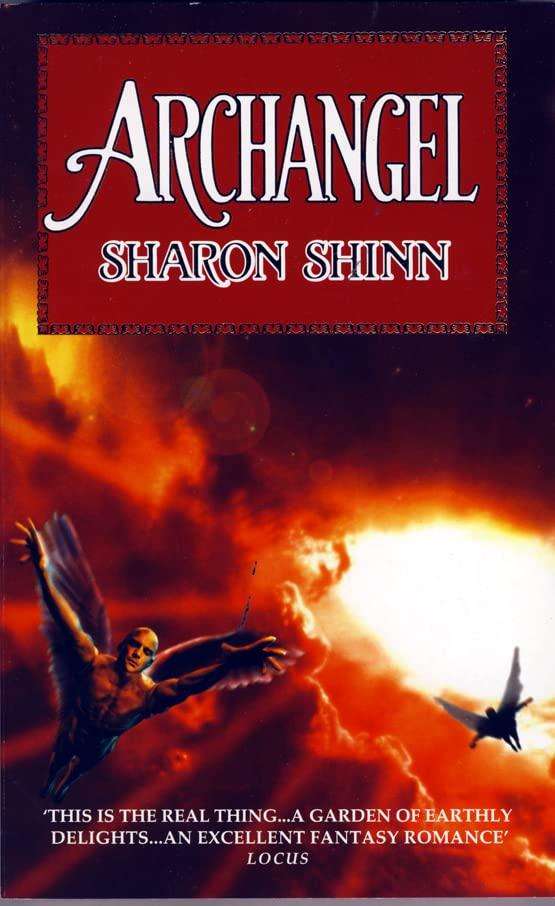 Archangel By Sharon Shinn