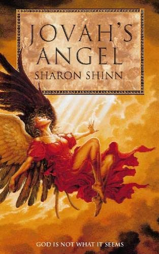 Jovah's Angel by Sharon Shinn