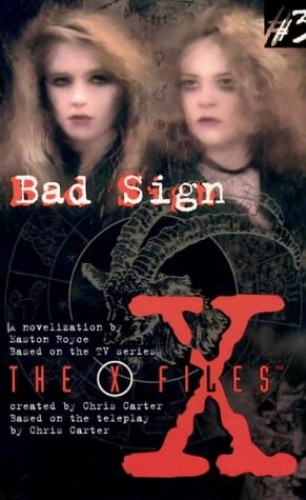 Bad Sign By Easton Royce