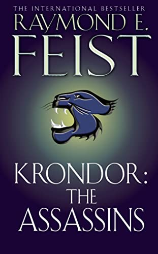 Krondor: The Assassins By Raymond E. Feist