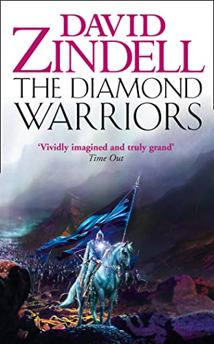 The Diamond Warriors (The Ea Cycle, Book 4) By David Zindell
