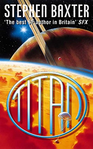 Titan By Stephen Baxter