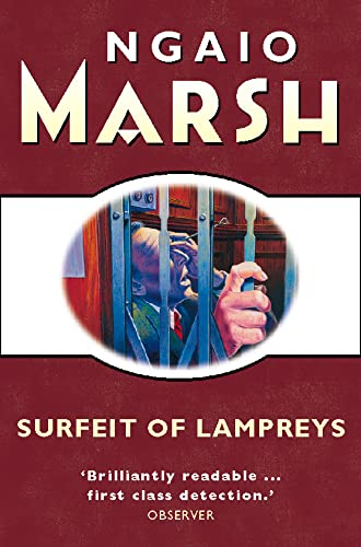 A Surfeit of Lampreys By Ngaio Marsh