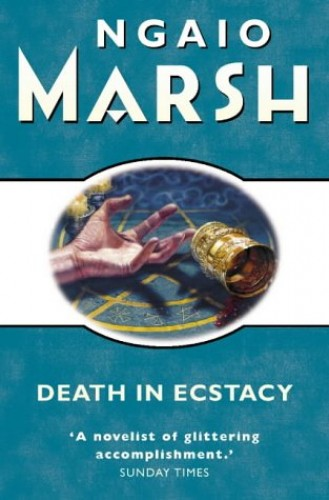 Death in Ecstasy By Ngaio Marsh