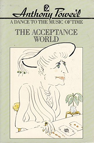 The Acceptance World By Anthony Powell
