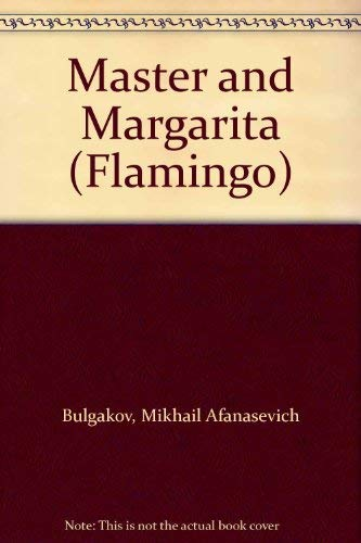 Master and Margarita (Flamingo S.) By Mikhail Afanasevich Bulgakov