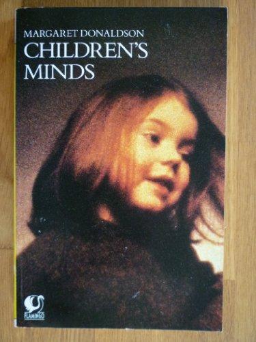 Children's Minds by Margaret Donaldson