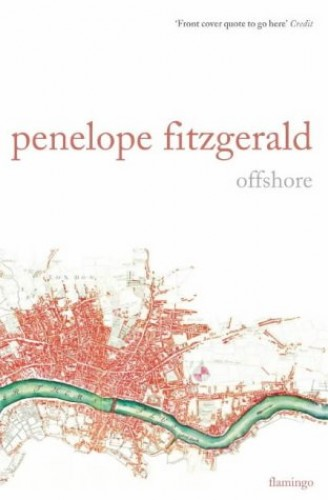 Offshore (Flamingo) By Penelope Fitzgerald